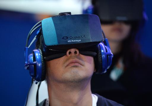 Facebook Buying Virtual Reality Firm Oculus for $2 Billion